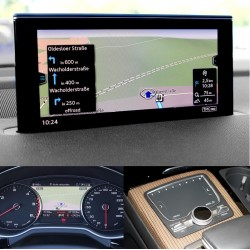 RETROFIT KIT MMI NAVIGATION PLUS WITH MMI TOUCH AUDI Q7 4M