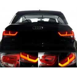 LED REAR LIGHTS - RETROFIT - AUDI A1 8X