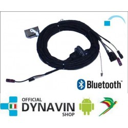 "Bluetooth cable ""Complete"" Plug&Play - Audi A4 8K A5 8T Q5 8R con radio Concert3 / Symphony3"