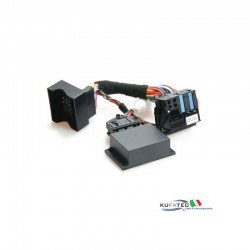 """VIDEO IN MOTION """"PLUG&PLAY"""" - MERCEDES COMAND APS NTG2"""