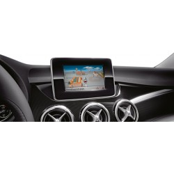 MAP PILOT - CAM - VIDEO IN - USB - Navigatore per Mercedes nuova Classe A W176 Classe B  W246/242   C,E,ML,SLK  AUDIO 20....