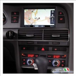 MMI NAVIGATION DVD - RETROFIT - AUDI A6 4F CON MMI 2G HIGH
