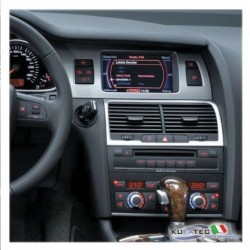 AUDI INFOTAINMENT MMI HIGH 2G, INCL. NAVIGATION DVD - RETROFIT - AUDI Q7 4L CON MMI BASIC (8DN)