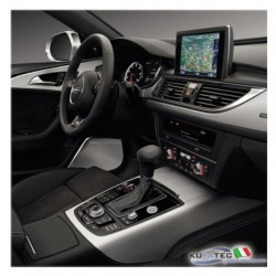 AUDI INFOTAINMENT MMI HIGH 3G+, INCL. NAVIGATION HDD - RETROFIT - AUDI A6 4G A7 4G