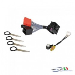 BUNDLE RNS-E ADAPTER + FM ADAPTER + REMOVAL TOOLS - AUDI