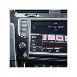 "RETROFIT - RADIO COMPOSITION MEDIA 5,8"" W/ DAB TO NAVIGATION DISCOVER PRO - VW GOLF 7"