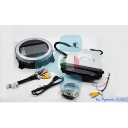 Navigatore dvd per compatibile bmw mini R56 R57 R58 Countryman Ipod Bluetooth Usb comandi volante RDS