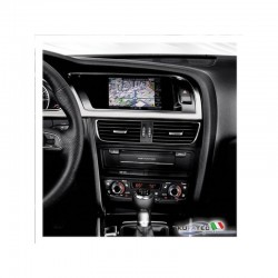 AUDI INFOTAINMENT MMI HIGH 3G, INCL. NAVIGATION HDD - RETROFIT - AUDI A4 8K A5 8T CON NAVIGATION DVD MMI 3G BASIC-PLUS