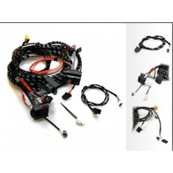 Set cavi conversione radio a MMI-High 3G - Harness - Audi A4 (8K), A5 (8T), Q5 (8R)