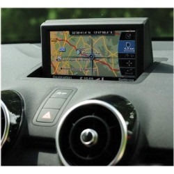 Audi Infotainment MMI High 3G, incl. Navigation HDD - Retrofit - Audi A1 8X