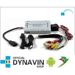Video-In Adapter Interfaccia - Audi con sistema MMI 2G High