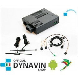 FISCUBE® Audi MMI 2G Dispositivo multimediale con DVB-T, Tv recording, USB Audio e USB Video integrato