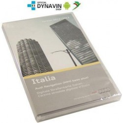 Cartografia CD Italia 2012/2013 – Audi MMI 2G Basic Plus