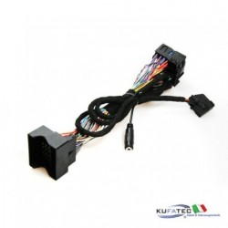 WIRING HARNESS SPARE PART FISCON HANDS FREE - QUADLOCK (VERSION 2)