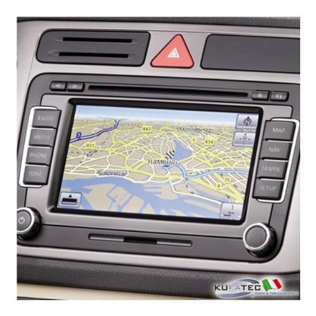 RADIO NAVIGATION SYSTEM RNS-510, DISPLAY TOUCH 6,5