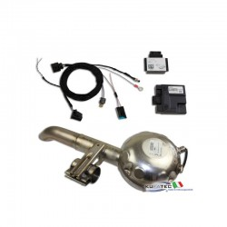 COMPLETE SET ACTIVE SOUND INCL SOUND BOOSTER VW GOLF 7 TDI, GTD