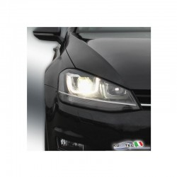 BI-XENON HEADLIGHTS LED DTRL - RETROFIT - VW GOLF 7